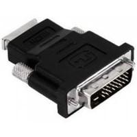 Переходник HDMI BURO DVI-D(m) - HDMI19 (f) GOLD [hdmi-19fdvid-m adpt]. Интернет-магазин Vseinet.ru Пенза