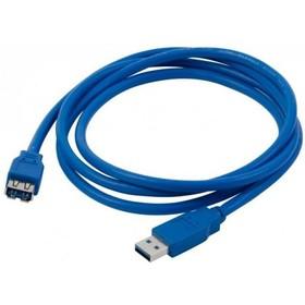 Фото Кабель USB3.0 USB A (m) - USB A (f) 1.5м. Интернет-магазин Vseinet.ru Пенза