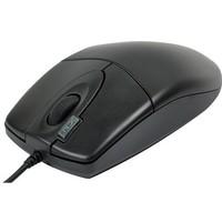 Мышь проводная A4Tech OP-620D, USB, черная. Интернет-магазин Vseinet.ru Пенза