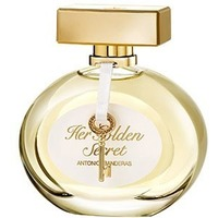 ANTONIO BANDERAS HER GOLDEN SECRET lady test 80ml edt. Интернет-магазин Vseinet.ru Пенза