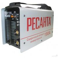 Сварочный аппарат Ресанта САИ 190. Интернет-магазин Vseinet.ru Пенза