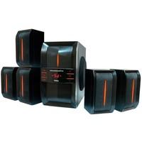 Акустическая система DIALOG AP-540, черный, USB+SD reader. Интернет-магазин Vseinet.ru Пенза