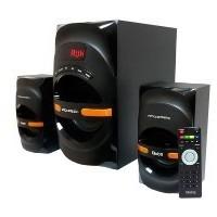 Активная акустическая система Dialog AP-2010B / 2.1 / 40-20000 Гц / чёрный. Интернет-магазин Vseinet.ru Пенза
