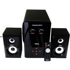 Активная акустическая система Dialog AP-220 / 2.1 / до 20 кГц / чёрный