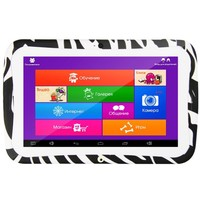"Планшет TurboPad MonsterPad, 1500 МГц, 1024 Мб, 8Гб, 7"", TFT IPS, 1024х600, 3G LTE, 2 Мп, GPS, Android 4.4 , белый. Интернет-магазин Vseinet.ru Пенза"