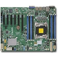 Материнская плата SuperMicro MBD-X10SRI-F-O Socket-2011 Intel C612 DDR4 ATX 2xRJ45 Gigabit Ethernet SATA3 VGA. Интернет-магазин Vseinet.ru Пенза
