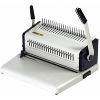 Переплетчик Office Kit B2125 A4/перф.25л.сшив/макс.500л./пластик.пруж. (4.5-51мм). Интернет-магазин Vseinet.ru Пенза