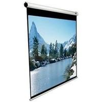 Экран Elite Screens 127x127см Manual M71XWS1 1:1 настенно-потолочный рулонный белый. Интернет-магазин Vseinet.ru Пенза