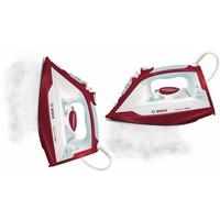 Утюг Bosch TDA 3024010 белый с красным. Интернет-магазин Vseinet.ru Пенза