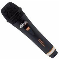 Микрофон проводной Ritmix RDM-131 черный. Интернет-магазин Vseinet.ru Пенза