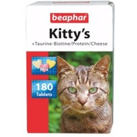 Beaphar Комплекс витаминов для кошек (Kitty''s Mix),180шт. (12506). Интернет-магазин Vseinet.ru Пенза