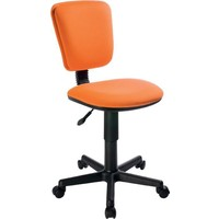 Кресло детское БЮРОКРАТ Ch-204NX, на колесиках, ткань, оранжевый [ch-204nx/26-291]. Интернет-магазин Vseinet.ru Пенза