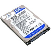 Жесткий диск HDD  Western Digital Scorpio Blue WD3200BPVT, 320Гб, SATA-II, 5400 об/мин, 8 Мб. Интернет-магазин Vseinet.ru Пенза