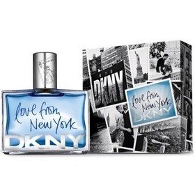DONNA KARAN DKNY Love from New York men TEST 48ml edp NEW!!!