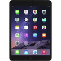 "Планшет Apple iPad mini 3 A7 (1.3) 2C/RAM1Gb/ROM128Gb 7.9"" IPS 2048x1536/WiFi/BT/5Mpix/1.2Mpix/iOS/темно-серый/Touch/10hr. Интернет-магазин Vseinet.ru Пенза"