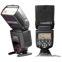Вспышка YongNuo YN-565EX II Speedlite for Canon. Интернет-магазин Vseinet.ru Пенза