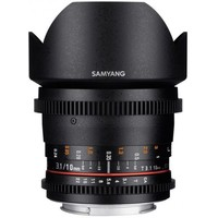 Объектив Samyang 10mm T3.1 ED AS NCS CS VDSLR Canon EF. Интернет-магазин Vseinet.ru Пенза