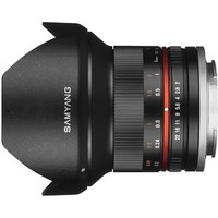 Объектив Samyang 12mm F2.0 ED AS NCS CS Fuji X. Интернет-магазин Vseinet.ru Пенза