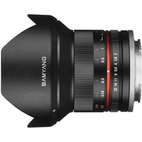 Объектив Samyang 12mm F2.0 ED AS NCS CS Panasonic/Olympus Micro 4/3. Интернет-магазин Vseinet.ru Пенза