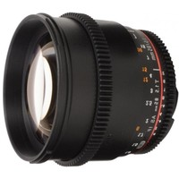 Объектив Samyang 85mm T1.5 AS IF UMC VDSLR Nikon F. Интернет-магазин Vseinet.ru Пенза
