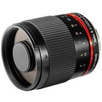Объектив Samyang Reflex f/6.3 300mm ED UMC CS Sony NEX Black. Интернет-магазин Vseinet.ru Пенза