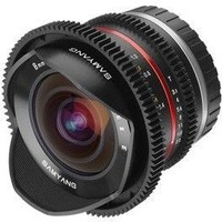 Объектив Samyang 8mm T3.1 Cine UMC Fish-eye II VDSLR Sony-E. Интернет-магазин Vseinet.ru Пенза