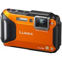 Panasonic DMC-FT5 Lumix Orange. Интернет-магазин Vseinet.ru Пенза
