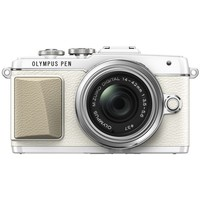 Olympus PEN E-PL7 Kit 14-42 mm II R White-Silver. Интернет-магазин Vseinet.ru Пенза