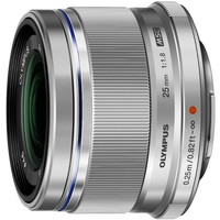 Объектив Olympus M.ZUIKO DIGITAL 25mm 1:1.8 Silver. Интернет-магазин Vseinet.ru Пенза