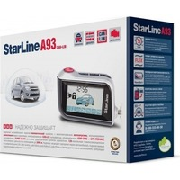 Автосигнализация STARLINE A93 CAN+LIN. Интернет-магазин Vseinet.ru Пенза