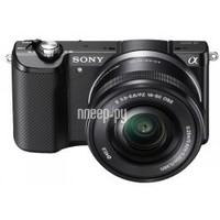 Sony Alpha A5000 Kit 16-50 mm F/3.5-5.6 E OSS PZ Black. Интернет-магазин Vseinet.ru Пенза