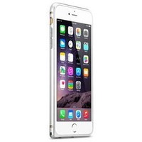 Бампер Melkco для Apple iPhone 6 Plus Q Arc Aluminium (APIP65ALQASRME). Интернет-магазин Vseinet.ru Пенза
