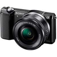 Sony Alpha A5000 Kit 16-50 mm F/3.5-5.6 E OSS PZ Silver. Интернет-магазин Vseinet.ru Пенза