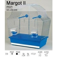P046 INTER-ZOO Клетка д/птиц MARGOT II 505*280*540см. Интернет-магазин Vseinet.ru Пенза