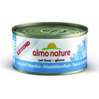 26494 ALMO NATURE LEGEND кон. д/кошек с Атлантическим Тунцом 75% мяса 70гр*24 9020H/4076. Интернет-магазин Vseinet.ru Пенза