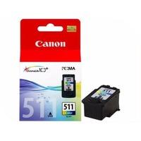 Картридж струйный Canon CL-511 2972B007 многоцветный для PIXMA MP240/MP260/MP480. Интернет-магазин Vseinet.ru Пенза