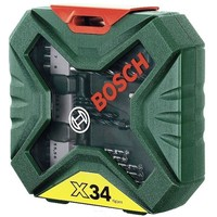 Набор бит и сверел Bosch X-line 34 34 предмета (жесткий кейс). Интернет-магазин Vseinet.ru Пенза