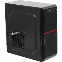 Корпус LinkWorld VC-08C02 w/o PSU черный ATX 2xUSB2.0 audio. Интернет-магазин Vseinet.ru Пенза