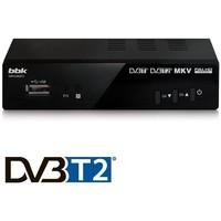 Ресивер BBK SMP240HDT2 черный. Интернет-магазин Vseinet.ru Пенза