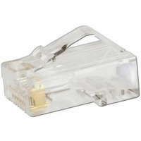 Вилка Panduit (MP588-L) RJ45 кат.5Е 24 AWG 50 шт. Интернет-магазин Vseinet.ru Пенза