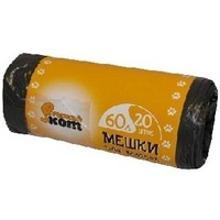 РЫЖИЙ КОТ мешки для мусора 60л/20шт (30) (310105). Интернет-магазин Vseinet.ru Пенза