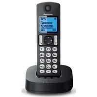 Беспроводной телефон PANASONIC KX-TGC310RU1, черный. Интернет-магазин Vseinet.ru Пенза