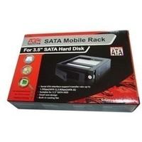 Сменный бокс AgeStar SMRP SATA key/ 1fan Черный. Интернет-магазин Vseinet.ru Пенза