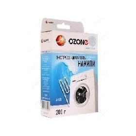 OZONE A-01 87421 экспресс-удалитель накипи для стиральной машины 200 г