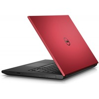 Dell Inspiron 3542 Red 3542-9446 (Intel Core i3-4005U 1.7 GHz/4096Mb/500Gb/DVD-RW/Intel HD Graphics/Wi-Fi/Bluetooth/Cam/15.6/1366x768/Linux). Интернет-магазин Vseinet.ru Пенза