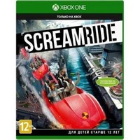 Игра для Xbox One Microsoft Scream Ride (12+). Интернет-магазин Vseinet.ru Пенза