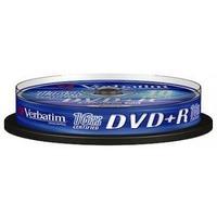 Оптический диск DVD+R VERBATIM 4.7Гб 16x, 1шт., 43498, cake box. Интернет-магазин Vseinet.ru Пенза