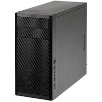 Корпус Fractal Design Core 1000 черный w/o PSU mATX 1x120mm 1xUSB2.0 1xUSB3.0 audio. Интернет-магазин Vseinet.ru Пенза