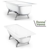 Ванна Donna Vanna DV-63901. Интернет-магазин Vseinet.ru Пенза