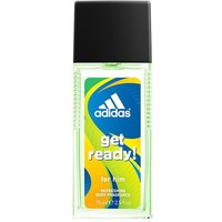 ADIDAS GET READY men 100ml edt. Интернет-магазин Vseinet.ru Пенза